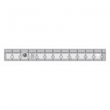 """Quilting Ruler 1-1/2"""" x 12-1/2"""", Creative Grids"""