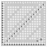 """Quilting Ruler 18-1/2"""" Square, Creative Grids"""