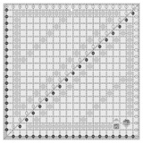 """Quilting Ruler 20-1/2"""" Square, Creative Grids"""