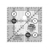 """Quilting Ruler 2-1/2"""" Square, Creative Grids"""