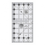 """Quilting Ruler 4-1/2"""" x 8-1/2"""", Creative Grids"""