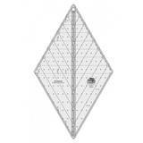 Creative Grids, 60 Degree Diamond Ruler