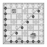 """Quilting Ruler 7-1/2"""" Square, Creative Grids"""