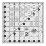 """Quilting Ruler 8-1/2"""" Square, Creative Grids"""