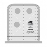 Shorty - Machine Quilting Tool, Creative Grids