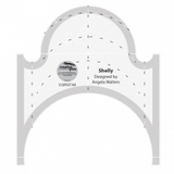 Shelly Machine Quilting Tool, Creative Grids