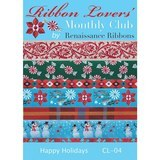 Happy Holidays Ribbon Pack - Renaissance Ribbons