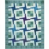 Cut Loose Press, Square Dance Quilt Pattern