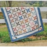 Cut Loose Press, Kitty Cornered Chain Quilt Pattern