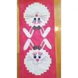 Bunny Runner Pattern - Cut Loose Press