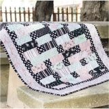 Charm Pack Stones Quilt Pattern