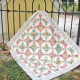 Cut Loose Press, South Beach Pineapple Treats Quilt Pattern