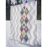 Woven Jewel Box Quilt Pattern - Cut Loose Press