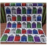 My House Quilt Pattern