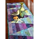 Table Treasure Table Runner Pattern