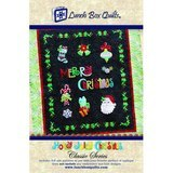 Holly Jolly Christmas Classic Applique Quilt