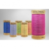 Colonial Organic 50wt Cotton Thread (300yds)