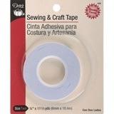 Sewing & Craft Tape 1/4inx11-1/3yds, Dritz #D402