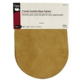 Leather Elbow Patch (Suede)