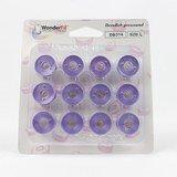 Wonderfil, DecoBob Prewound L Style Bobbins (12-pk) - Lilac