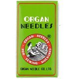 Serger Needles, Organ Type DCX1F (10pk)