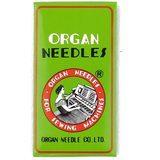 Serger Needles, Organ Type DCX1F (10pk)