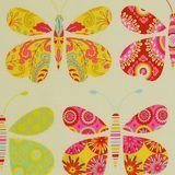 Dena Designs, Kumari Garden, Sacha, Pink Fabric