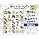 Sweet Sampler Monthly Calender Quilt Book