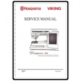 Service Manual, Viking Designer SE