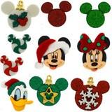 Disney Christmas Buttons & Embellishments