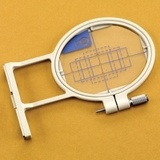 "Embroidery Hoop 1"" x 2.5"", Brother #EF82"