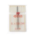 Twin Needle, Elna ELx705 ZWI