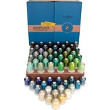 Eversewn Embroidery Thread Box, Northern Lights - 60 Spools