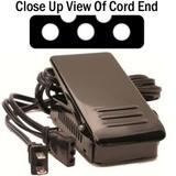 Foot Control w/ Cord (110/125V), Singer #FC-YUK3S