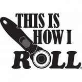 This Is How I Roll, Vinyl Decal
