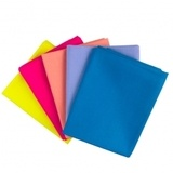 Supreme Solids, Brights Fat Quarter Fabric Bundle (5pk)