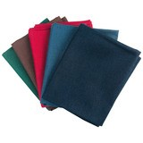Supreme Solids, Darks Fat Quarter Fabric Bundle (5pk)
