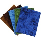 Illusions Fabric Bundle (5pk), Earth Tones