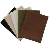 Supreme Solids, Neutrals Fat Quarter Fabric Bundle (5pk)