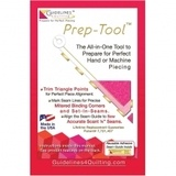 All-in-One Prep-Tool, Guidelines 4 Quilting