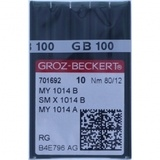 Groz-Beckert MY1014B Needles (100pk)