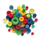 Button Grab Bag - Mixed Color - 6oz