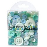 Buttons Galore, Variety Button Hand Bag Tote