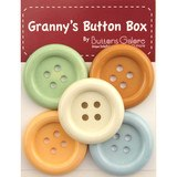 Granny's Button Box, Chunky Buttons - Seaside