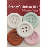 Granny's Button Box, Chunky Buttons - Doo Wop