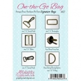 On-the-Go Bag Hardware Kit, Golightly Sewing Studio
