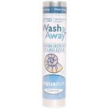 "Aquafilm Topping, Wash-Away Stabilizer 8""x10yds"