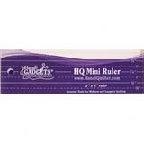 "HQ Mini Ruler 2"" x 6"", HandiQuilter"