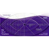 HQ Arc C Template Ruler