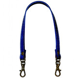 """Faux Leather 12-1/2"""" Purse Handle with Swivel Hook"""
